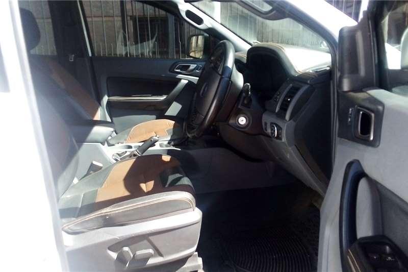 Used 2018 Ford Ranger Double Cab RANGER 3.2TDCi 3.2 WILDTRAK 4X4 A/T P/U D/C