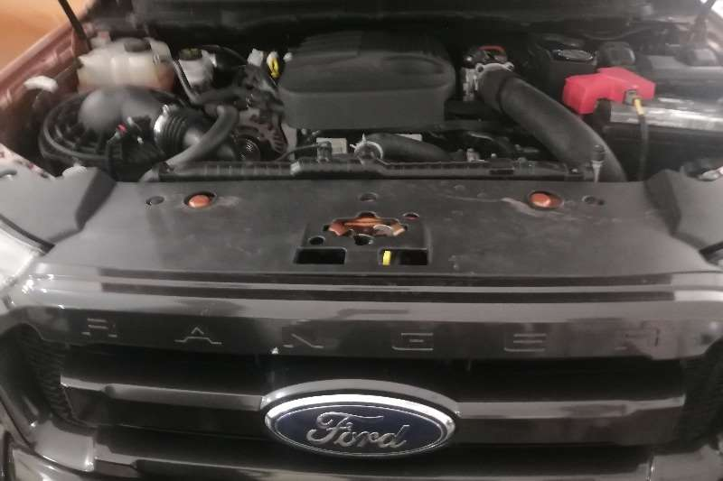 Used 2016 Ford Ranger Double Cab RANGER 3.2TDCi THUNDER A/T P/U D/C
