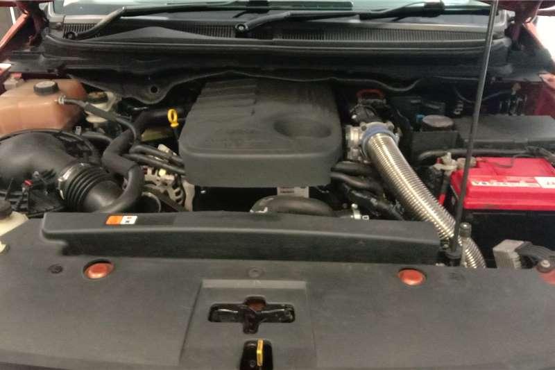 Ford Ranger Double Cab RANGER 3.2TDCi WILDTRAK A/T P/U D/C 2014