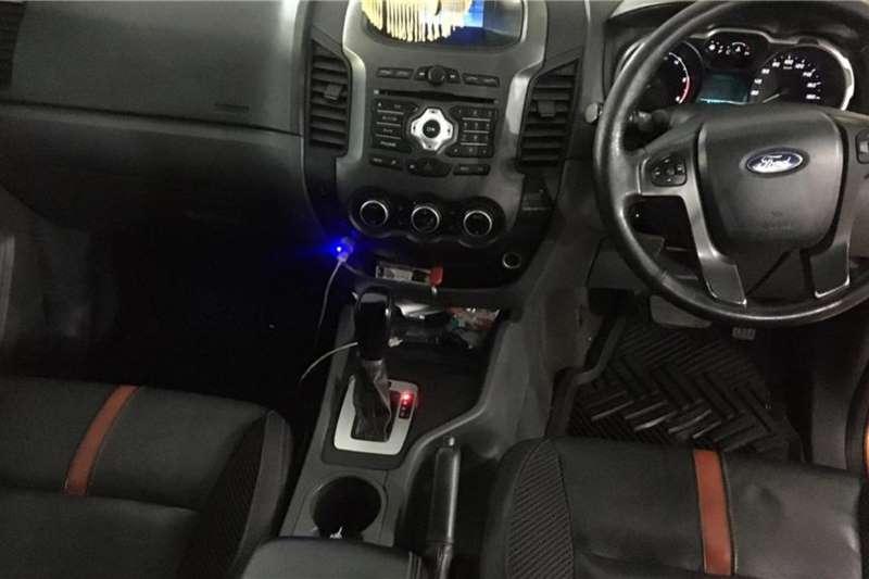 Used 2014 Ford Ranger Double Cab RANGER 3.2TDCi WILDTRAK A/T P/U D/C