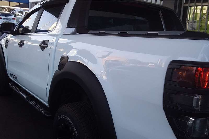 Ford Ranger Double Cab RANGER 3.2TDCi WILDTRAK A/T P/U D/C 2016
