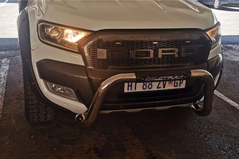 Ford Ranger Double Cab RANGER 3.2TDCi WILDTRAK A/T P/U D/C 2017