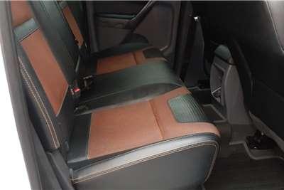 Used 2017 Ford Ranger Double Cab RANGER 3.2TDCi WILDTRAK A/T P/U D/C