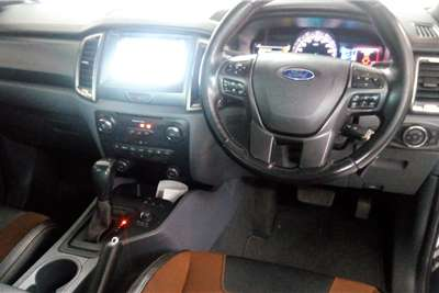 2018 Ford Ranger double cab RANGER 3.2TDCi WILDTRAK A/T P/U D/C