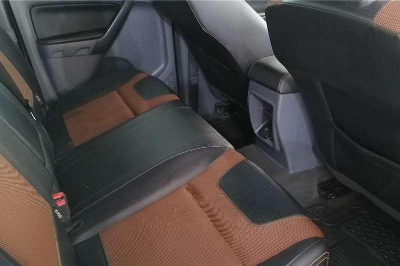 Used 2018 Ford Ranger Double Cab RANGER 3.2TDCi WILDTRAK A/T P/U D/C