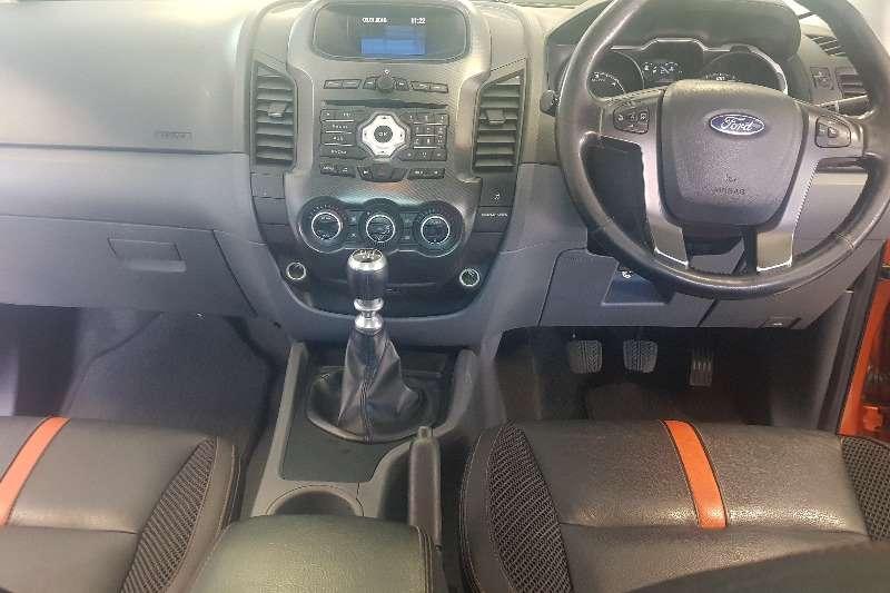 Ford Ranger Double Cab RANGER 3.2TDCi XLT 4X4 A/T P/U D/C 2013