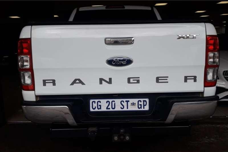 Used 2013 Ford Ranger Double Cab RANGER 3.2TDCi XLT 4X4 A/T P/U D/C