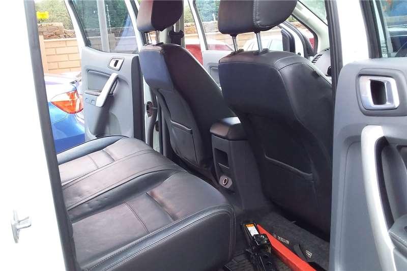 Ford Ranger Double Cab RANGER 3.2TDCi XLT 4X4 A/T P/U D/C 2014