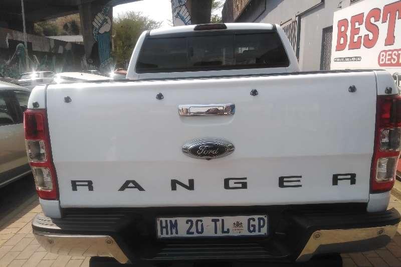 Used 2014 Ford Ranger Double Cab RANGER 3.2TDCi XLT 4X4 A/T P/U D/C
