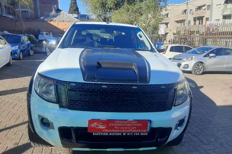 2015 Ford Ranger double cab RANGER 3.2TDCi XLT 4X4 A/T P/U D/C