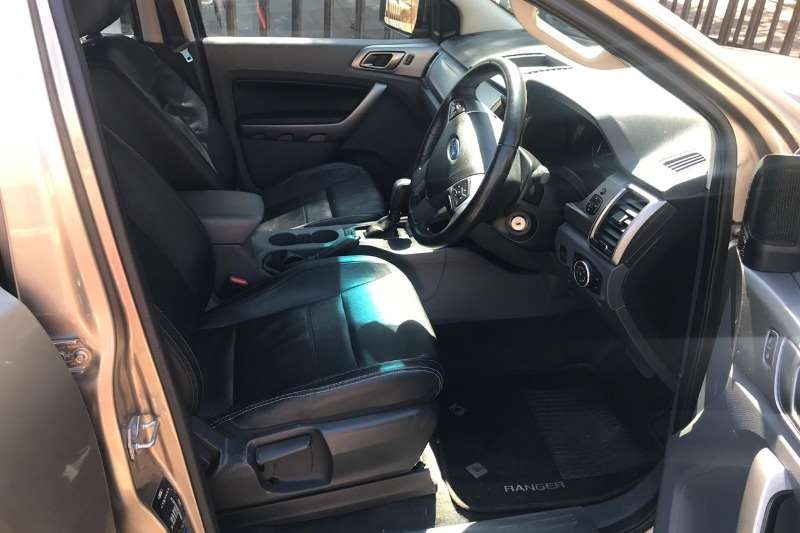 Used 2016 Ford Ranger Double Cab RANGER 3.2TDCi XLT 4X4 A/T P/U D/C