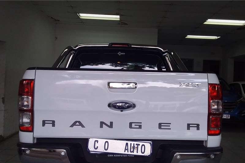 2018 Ford Ranger double cab RANGER 3.2TDCi XLT 4X4 A/T P/U D/C