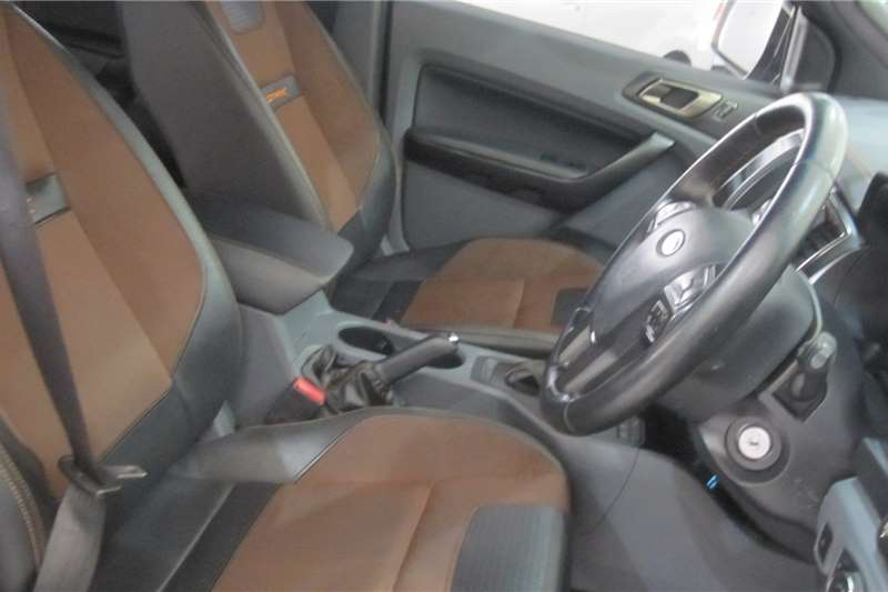 Ford Ranger Double Cab RANGER 3.2TDCi XLT 4X4 A/T P/U D/C 2018