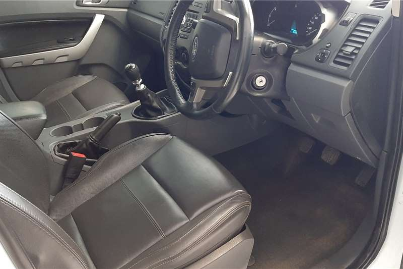 Ford Ranger Double Cab RANGER 3.2TDCi XLT 4X4 P/U D/C 2013