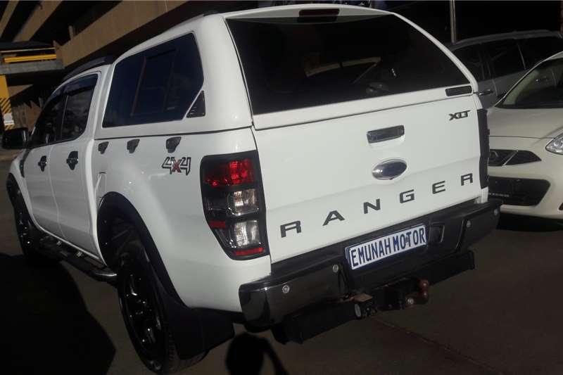 Ford Ranger Double Cab RANGER 3.2TDCi XLT 4X4 P/U D/C 2014