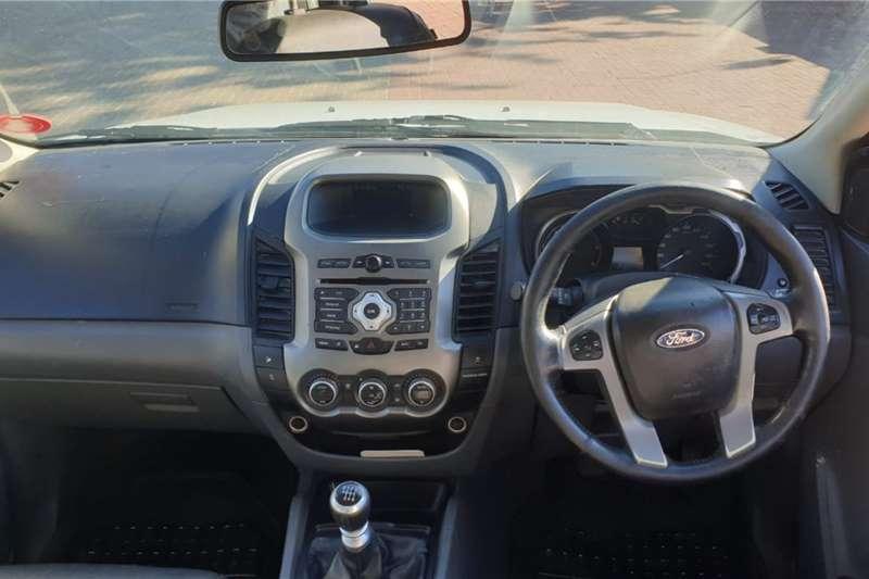2014 Ford Ranger double cab RANGER 3.2TDCi XLT 4X4 P/U D/C
