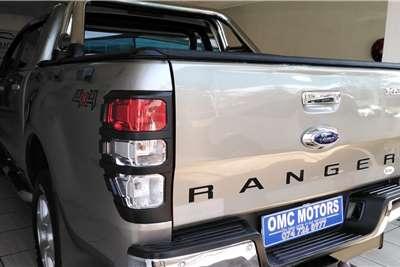 Used 2015 Ford Ranger Double Cab RANGER 3.2TDCi XLT 4X4 P/U D/C