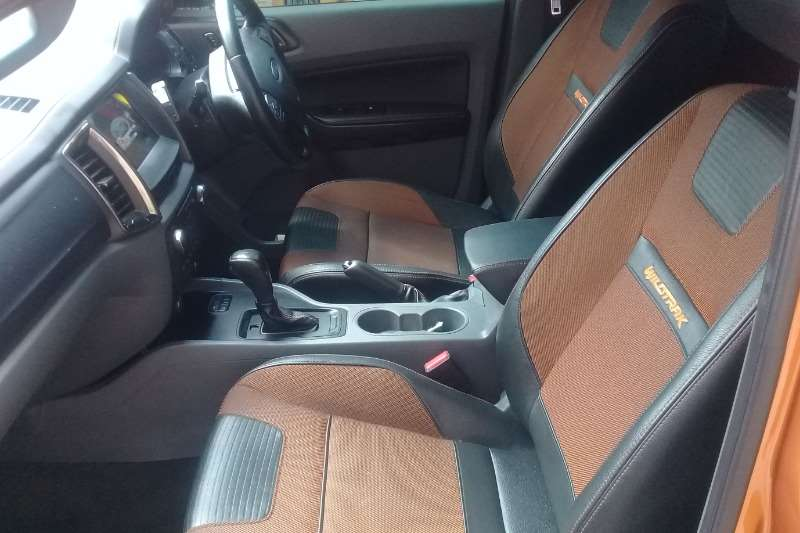 Ford Ranger Double Cab RANGER 3.2TDCi XLT 4X4 P/U D/C 2017