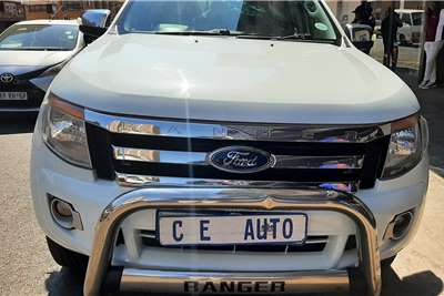 Used 2012 Ford Ranger Double Cab RANGER 3.2TDCi XLT A/T P/U D/C