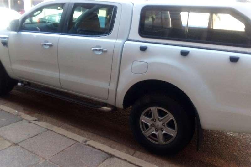 2012 Ford Ranger double cab RANGER 3.2TDCi XLT A/T P/U D/C