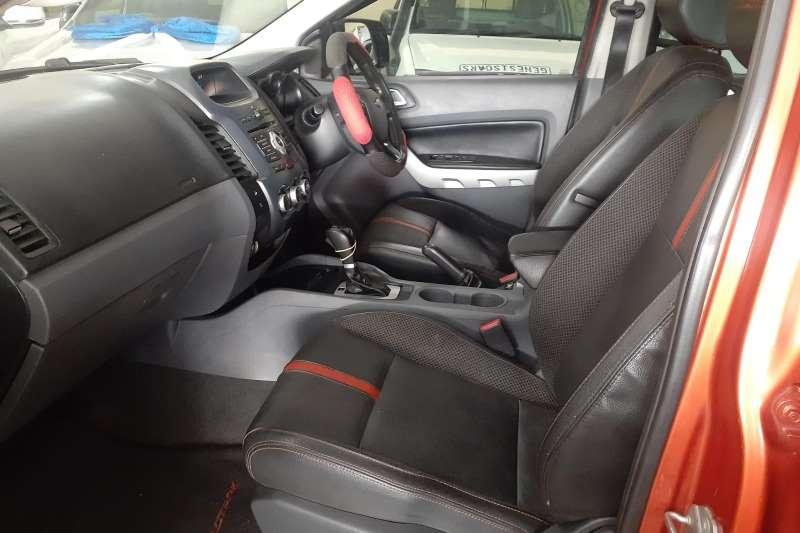 Ford Ranger Double Cab RANGER 3.2TDCi XLT A/T P/U D/C 2014