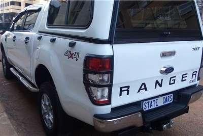 Ford Ranger Double Cab RANGER 3.2TDCi XLT A/T P/U D/C 2015