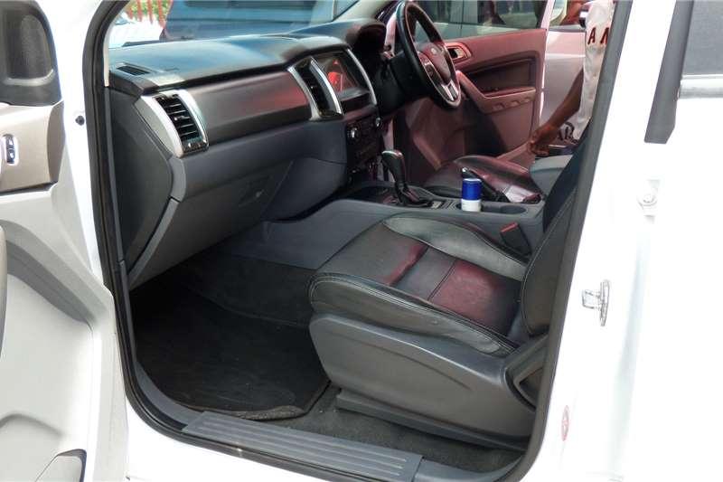 Ford Ranger Double Cab RANGER 3.2TDCi XLT A/T P/U D/C 2016
