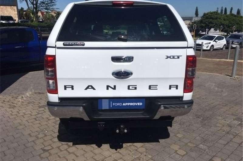 Ford Ranger double cab RANGER 3.2TDCi XLT A/T P/U D/C 2019