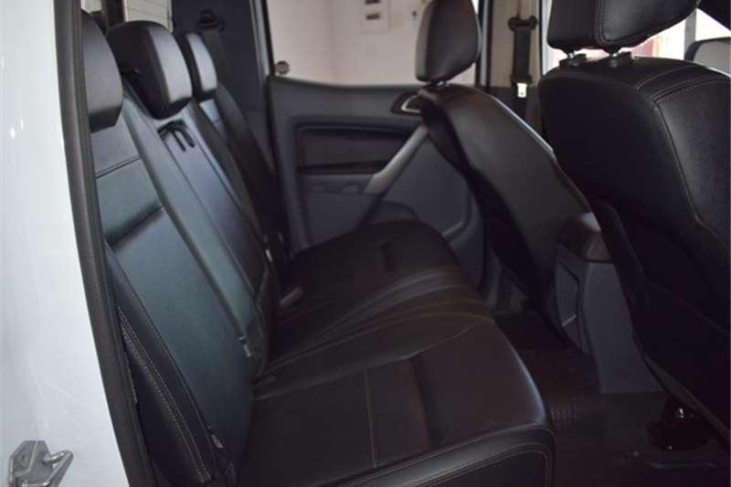 Used 2019 Ford Ranger Double Cab RANGER 3.2TDCi XLT A/T P/U D/C
