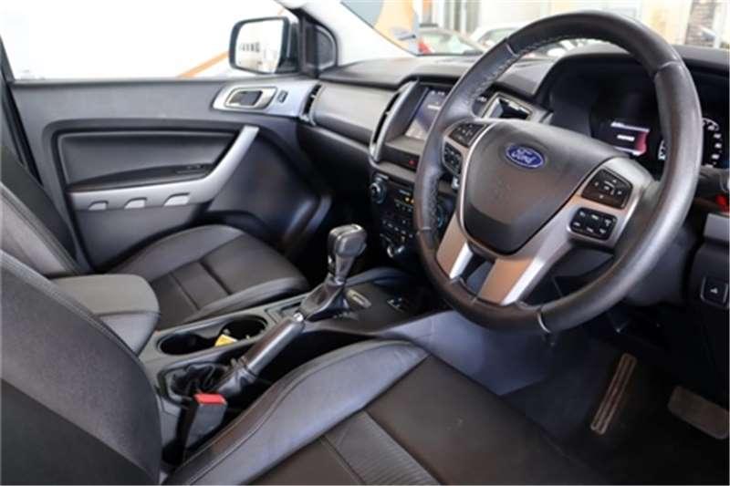 Used 2020 Ford Ranger Double Cab RANGER 3.2TDCi XLT A/T P/U D/C