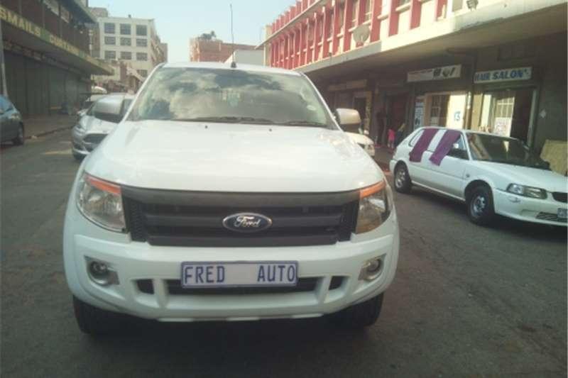 Ford Ranger Double Cab RANGER 3.2TDCi XLT P/U D/C 2012