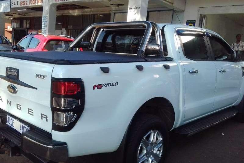 Ford Ranger double cab RANGER 3.2TDCi XLT P/U D/C 2013