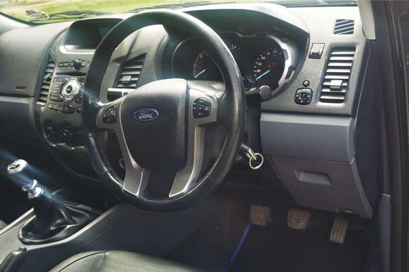 Used 2014 Ford Ranger Double Cab RANGER 3.2TDCi XLT P/U D/C