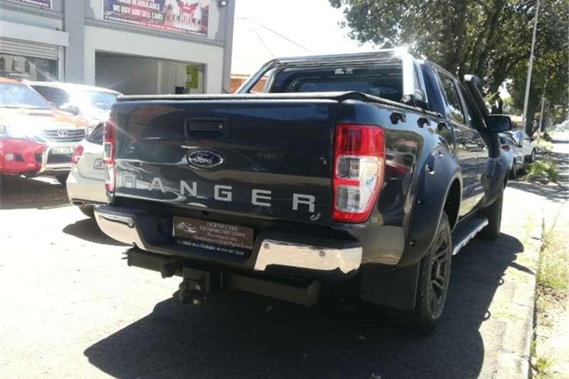 Ford Ranger Double Cab RANGER 3.2TDCi XLT P/U D/C 2017