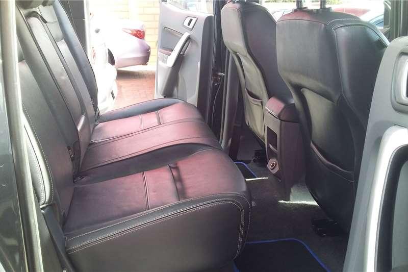 Ford Ranger Double Cab RANGER 3.2TDCi XLT P/U D/C 2018