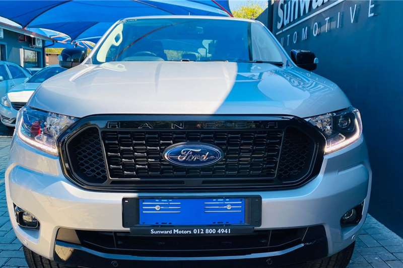 Used 2021 Ford Ranger Double Cab RANGER FX4 2.0D A/T P/U D/C