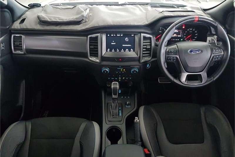 Ford Ranger double cab RANGER RAPTOR 2.0D BI-TURBO 4X4 A/T P/U D/C 2019
