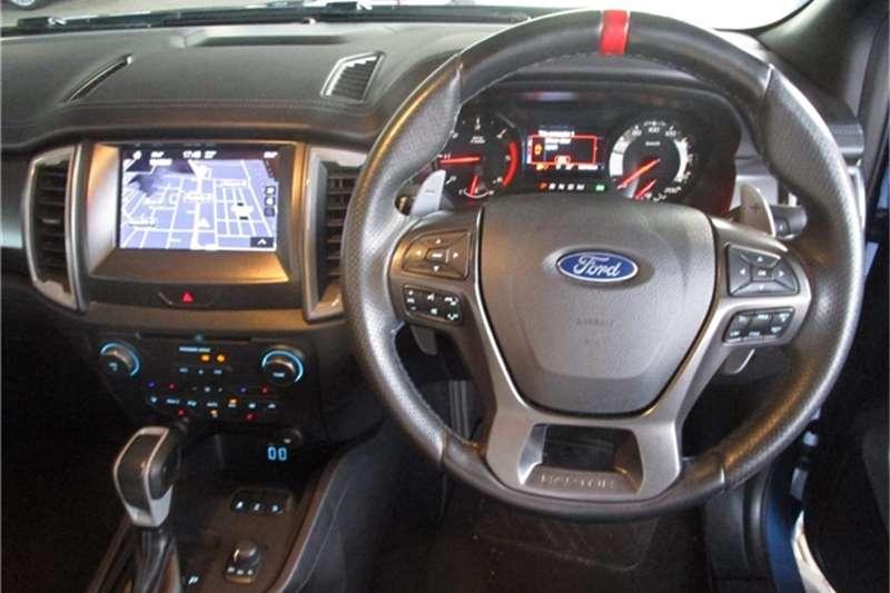 Ford Ranger Double Cab RANGER RAPTOR 2.0D BI TURBO 4X4 A/T P/U D/C 2019