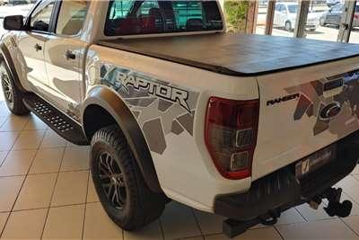 Used 2019 Ford Ranger Double Cab RANGER RAPTOR 2.0D BI TURBO 4X4 A/T P/U D/C