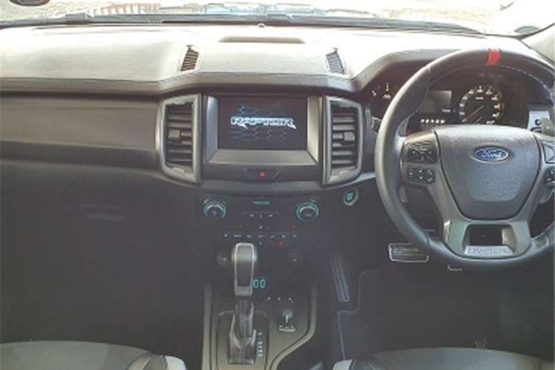 Ford Ranger Double Cab RANGER RAPTOR 2.0D BI TURBO 4X4 A/T P/U D/C 2020