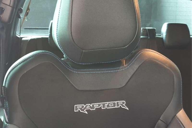 Used 2021 Ford Ranger Double Cab RANGER RAPTOR 2.0D BI TURBO 4X4 A/T P/U D/C