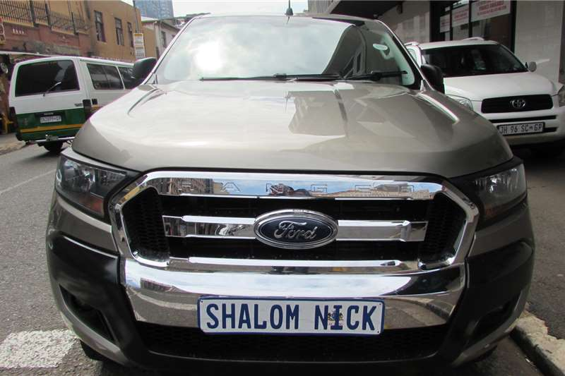 Ford Ranger Double Cabranger Double Cab 2,2 2016