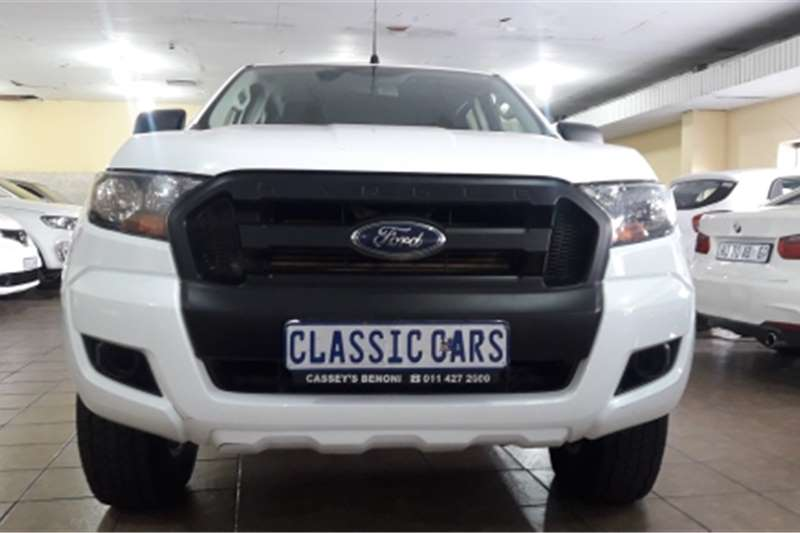 Ford Ranger Double Cabranger Double Cab 2.2 6 speed Diesel 2018