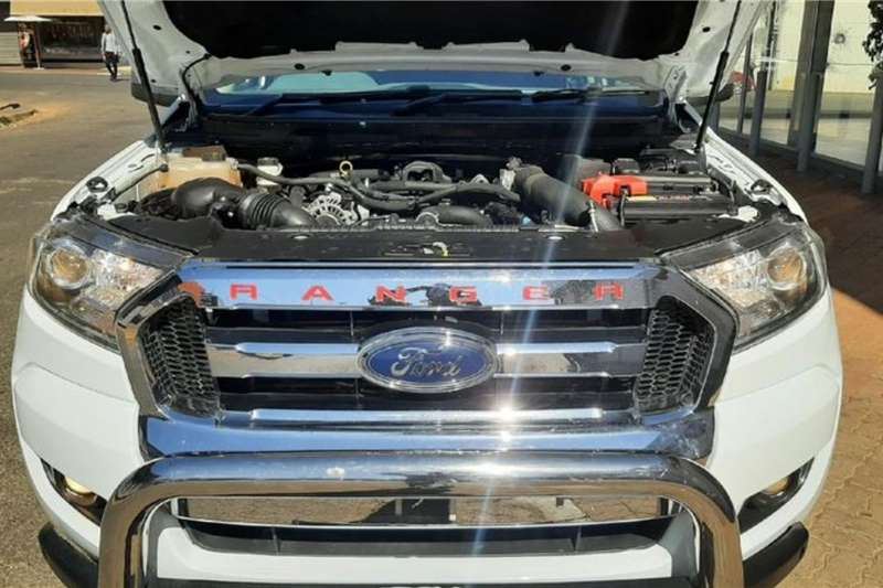 2019 Ford Ranger double cabRanger double cab