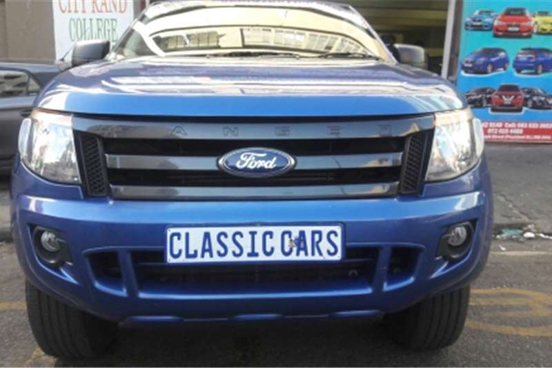 Ford Ranger Double Cabranger Double Cab 2.2D speed gear 6 2016