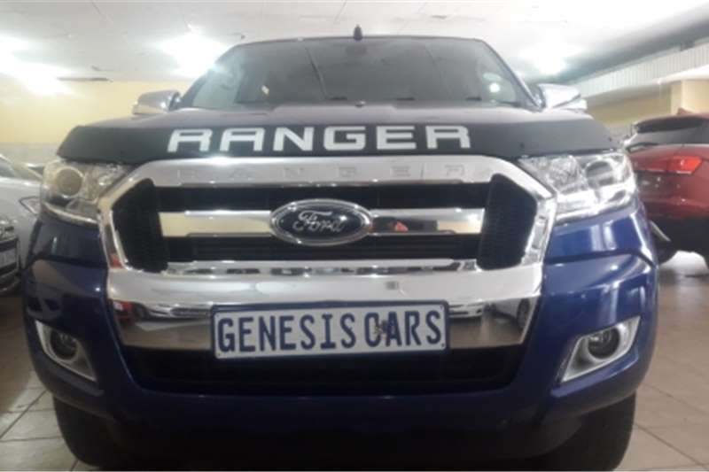 Ford Ranger Double Cabranger Double Cab 2.2TDI 6 speed 2016