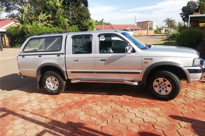 Ford Ranger Double Cabranger Double Cab 2003