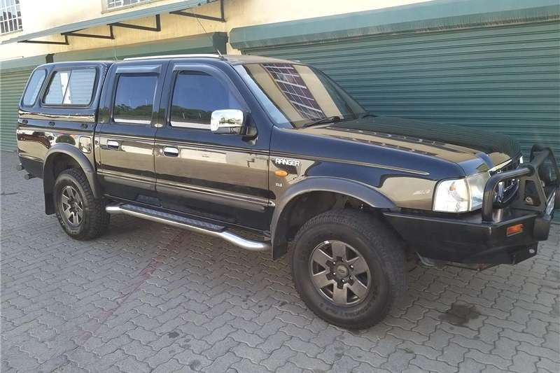 Ford Ranger Double Cabranger Double Cab 2004