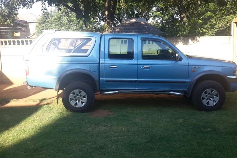 Ford Ranger Double Cabranger Double Cab 2005