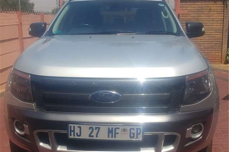 Ford Ranger Double Cabranger Double Cab 2014
